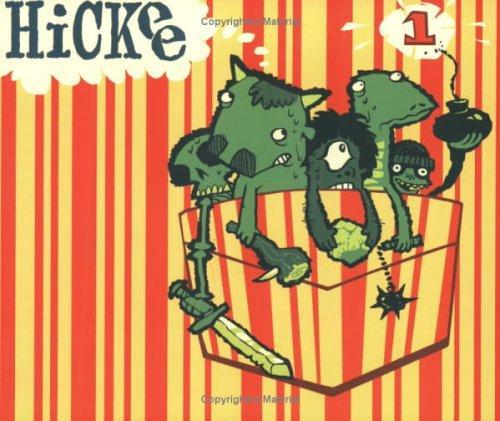 Hickee Vol. 2 #1 — Anthologies