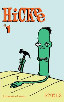 Hickee Vol. 3 #1 — Anthologies