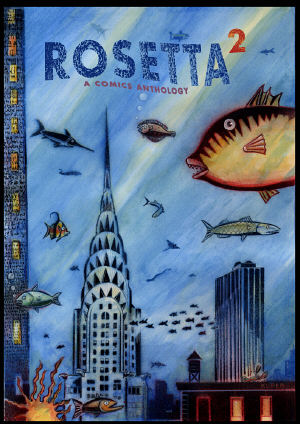 Rosetta Vol. 2 — Anthology